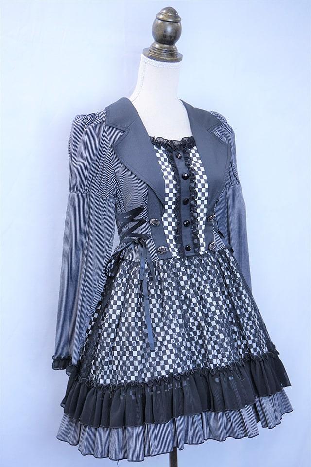 ロリィタ服の着方
